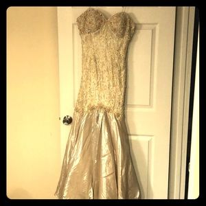 Mac Duggal Couture Evening Gown